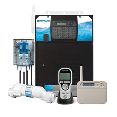 Create your own automation and chlorination system with ProLogic. Whether you have a basic pool or an extensive backyard paradise, ProLogic always offers the right level of control for your environment.