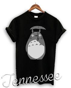 studio ghibli tshirt cutes totoro shirt size S,M,L,XL