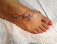 family tatoos for your foot | your your feb keeping repin instance may just want it
