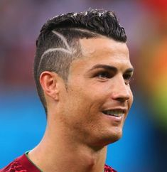 19 Best Cristiano Ronaldo Hairstyles Images Celebrity Hairstyles