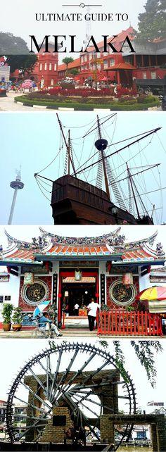 Melaka | Malacca | Malaysia | UNESCO World Heritage Site | Southeast Asia | Melaka Travel Guide | Malacca Travel Guide