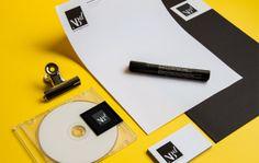 Nathan Burkett Design logo and brand visual identity | Studio Alto #logo #design #brand #stationary #bold #landscaper #construction