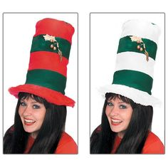 Christmas Hats Adult Funny Holiday Fancy Dress #HalloweenResourceCenterInc
