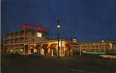 Santa Maria Motor Hotel Ocean City MD -We stayed there every year. It's a shame they put a Marriott in it's place.