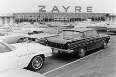 Zayre in Hammond Indiana, where I met my wife in 1967.