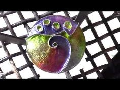 Ricky Frank's Enamel Series - Part 3: Firing the first layer of paint, and painting the second - YouTube