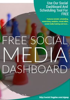 Use the same #socialmedia #dashboard with #research and #scheduling that we use for #free http://wu.to/u0xoIT