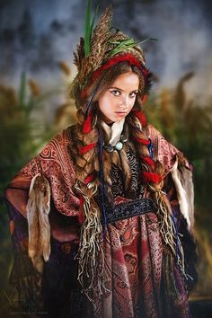 Angelina Kosarevskaya (born January 15, 2003) Russian child model. Photo art by Karina Kiel.