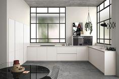 Cucina: le soluzioni per l\'angolo | Pinterest | Kitchens, Interiors ...