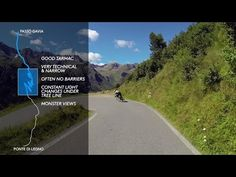 Passo Gavia Descent to Ponte di Legno (in full) - Cycling Inspiration & Education - YouTube
