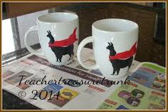 Image result for llama mug