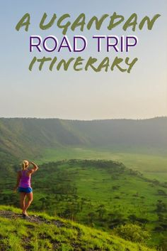 The Pearl of Africa awaits in Uganda. Looking for the ultimate road trip in East Africa?