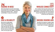 Starkey hearing aids make living with hearing loss better, easier and less obvious.
