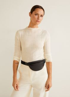 Alpaca wool-blend sweater - Woman 1b7ed5a1b8e0