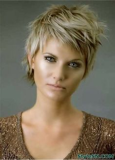 img10f85810609b7cb0feafcfbe843ac7d5 Medium Short Hairstyle For Summer 2014