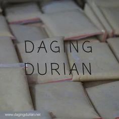 Pabrik Daging Durian Medan Maidanii di Kepulauan Sangihe