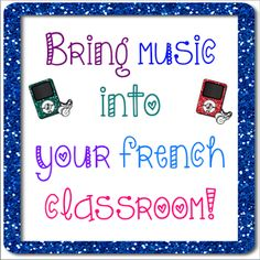 Fun and effective teaching resources for FSL, Core French, and French immersion teachers. French Teaching Resources, Teaching French, Teaching Ideas, Teaching Reading, Teaching Music, Teaching Tools, Primary Teaching, Primary Music, French Language Learning