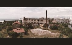 A different approach to the history of the abandoned mills of Allatini in Thessaloniki. Thessaloniki, Paris Skyline, Abandoned, History, Projects, Travel, Left Out, Log Projects, Historia