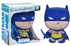 Yatta.pl - DC Comics Fabrikations Plush Figure Batman 15 cm - figurki
