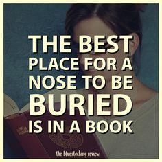 Buried In A Book - Writers Write