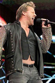 Chris Jericho of Fozzy