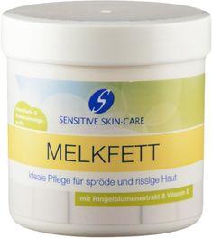 Herbamedicus - Melkfet z nagietkiem i wit. Vitamin E, Vaseline, Fett, Coconut Oil, Hair Beauty, Jar, Personal Care, Skin Care, Cosmetics