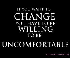 If you want to change....