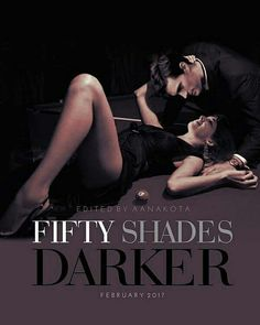 Fifty Shades Darker Jamie Dornan Christian Grey Dakota Johnson fanmade
