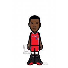 Nate Robinson Los Angeles Clippers Tyke. #NateRobinson #LAClippers #Clippers #basketball #NBA #tyke #tykes #MyTyke www.tykes.co
