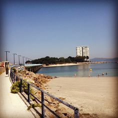 Isla de Toralla, Orange Country #galifornia