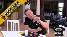 Magic Trick of the Week #63 (Cup & Ball) with Wolfgang Riebe