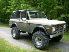 Ford classic bronco