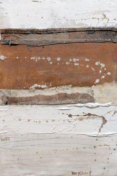 wall object - 29x20 cm Galerie Schemm, Münster www.ronvanderwerf.com