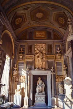 Villa Borghese Pinciana (Roma - Italy)
