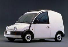 日産 エスカルゴ 1989-90 (出典:favcars.com)
