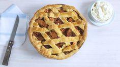 Traditionele Hollandse appeltaart - Recept - Allerhande - Albert Heijn