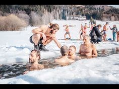 This video will take you deep in the atmosphere of doing the Wim Hof Method with Martin Tham as a group leader, in the cold Slovak Tatra Mountains. Wim Hof, Tatra Mountains, Swimming, Couple Photos, Winter, Youtube, Poland, Swim, Couple Shots