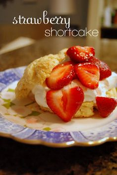 lizzy writes: strawberry shortcake