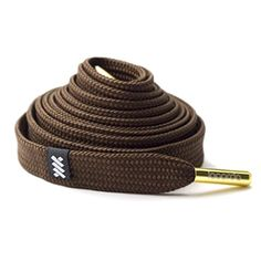 Lacorda Threads Shoelace Belt - Brown - Brought to you by Avarsha.com