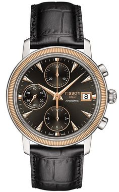 @tissot Watch Bridgeport #add-content #basel-17 #bezel-fixed #bracelet-strap-leather #brand-tissot #case-depth-13mm #case-material-steel #case-width-38mm #chronograph-yes #date-yes #delivery-timescale-call-us #dial-colour-black #gender-mens #luxury #movement-automatic #new-product-yes #official-stockist-for-tissot-watches #packaging-tissot-watch-packaging #style-dress #subcat-t-gold #supplier-model-no-t9214274606600 #warranty-tissot-official-2-year-guarantee #water-resistant-30m