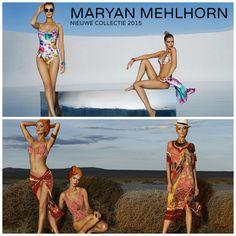 NIEUW ! MARYAN MEHLHORN nieuwe serie 2015 is binnen. Toonaangevend in exclusieve Lingerie Badmode en Loungewear Esterella Lingerie Raadhuisstraat 40 Heerlen. Of shop online https://www.esterella.nl/