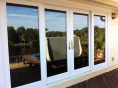 very strong sliding patio doors