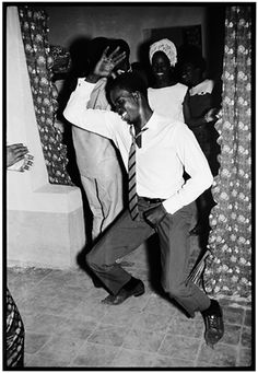 Merengue dancer, 1964, © Malick Sidibé. Photo courtesy Fifty One Fine Art Photography Via LensCulture