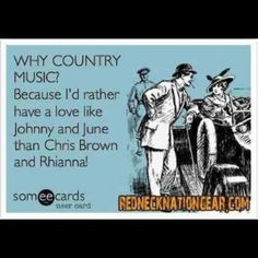 Country music!
