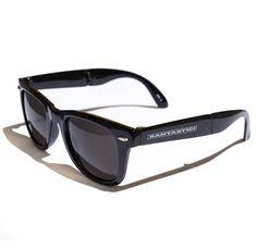 折りたたみサングラス - SANTASTIC!