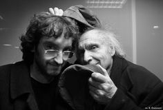 ivry gitlis - watch his interview with hilary hahn for a portrait of this…