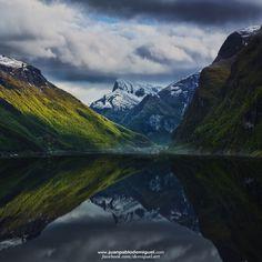 Nærøyfjord by Juan Pablo de Miguel on 500px