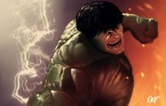 Hulk Smash Digital Art Hulk Smash, Digital Art, Movie Posters, Movies, Fictional Characters, 2016 Movies, Film Poster, Films, Popcorn Posters