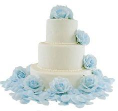 New Wedding Cakes Rustic Purple Mason Jars Ideas Wedding Cake Rustic, Elegant Wedding Cakes, Beautiful Wedding Cakes, Blue Wedding, Burgundy Wedding, Unique Weddings, Floral Wedding, Summer Wedding, Wedding Colors