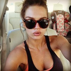 Instagram media rachel_mortenson - @tyciew sitting in my car after training w Randy. I feel to nauseous to drive. That man is a bad person.